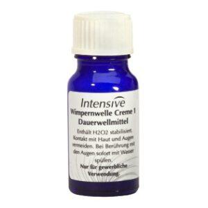 Крем No1 (состав) для завивки ресниц, Intensive