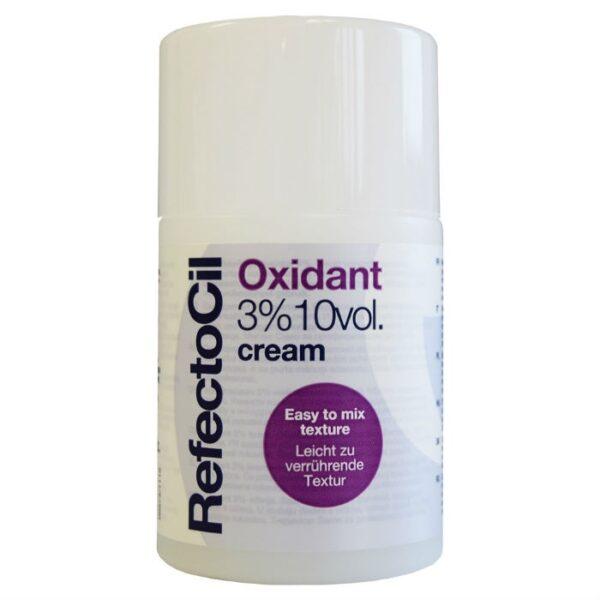 Растворитель для краски (3%) кремообразный 100 мл. RefectoCil