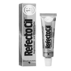 Краска для бровей и ресниц графит 15 мл. RefectoCil