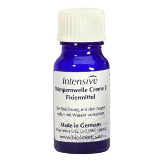 Крем No2 (фиксатор) для завивки ресниц, Intensive