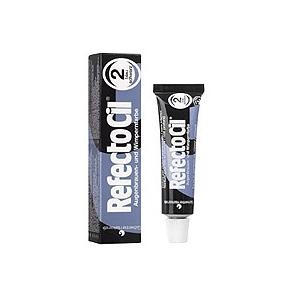 Краска для бровей и ресниц иссине-черная 15 мл. RefectoCil