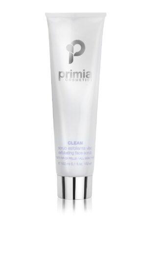 Отшелушивающий скраб для лица Exfoliating Face Scrub, 150 мл. Primia Cosmetici