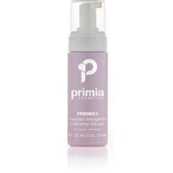 Очищающий мусс для чувствительной кожи Sensitive Cleansing Mousse, 150 мл. Primia Cosmetici