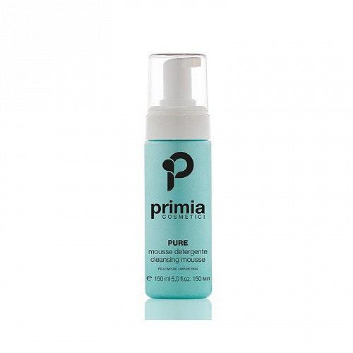 Очищающий мусс для жирной и комбинированной кожи, 150 мл. Primia Cosmetici