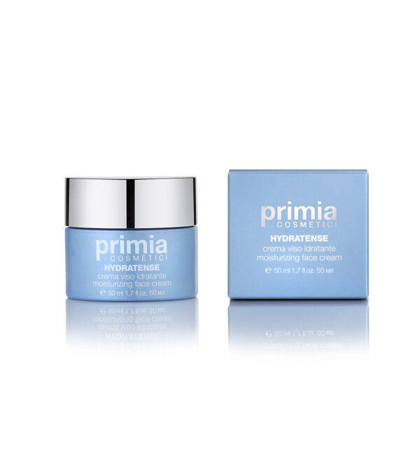Увлажняющий крем для лица, 50 мл. Primia Cosmetici