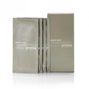 Осветляющая маска для лица, 4*10 мл. Primia Cosmetici