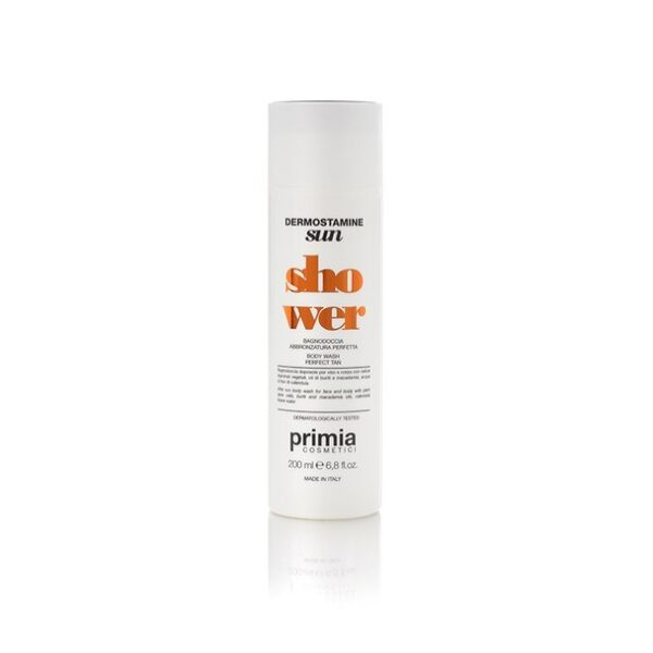 Гель для душа Body Wash Perfect Tan, 200 мл. Primia Cosmetici