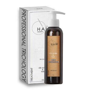 Бальзам-кондиционер для жирной кожи головы и волос Oily Scalp & Hair Balm Conditioner, 150 мл. Professional Trichology