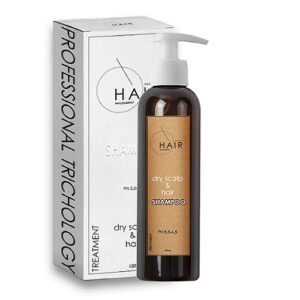 Шампунь для сухой кожи головы и волос Dry Scalp & Hair Shampoo, 150 мл. Professional Trichology