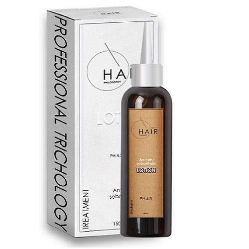 Корректирующий лосьон для сухих волос Anti-Dry Seborrheic Lotion, 150 мл. Professional Trichology