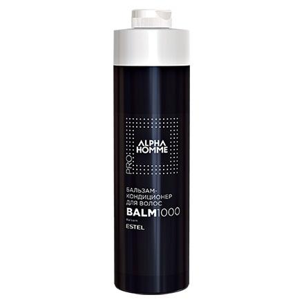Бальзам-кондиционер для волос ESTEL ALPHA HOMME PRO, 1000 мл.