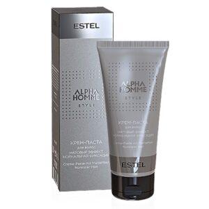 Крем-паста для волос с матовым эффектом ESTEL ALPHA HOMME, 100 гр.