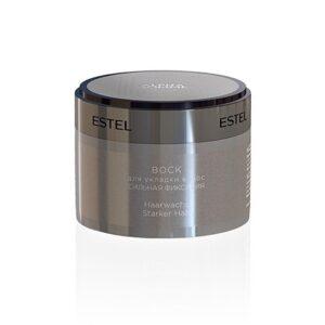 Воск для укладки волос сильная фиксация ESTEL ALPHA HOMME, 65 мл.