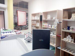 Пункт выдачи и магазин профессиональной косметики в Спб на Сенной|Эк-Store beauty