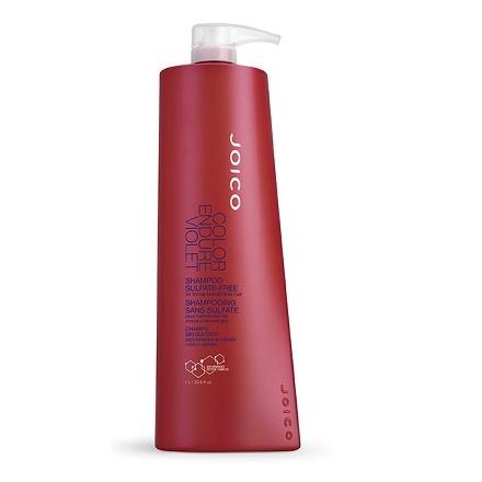 Шампунь фиолетовый для осветленных и седых волос, 1000 мл. Joico