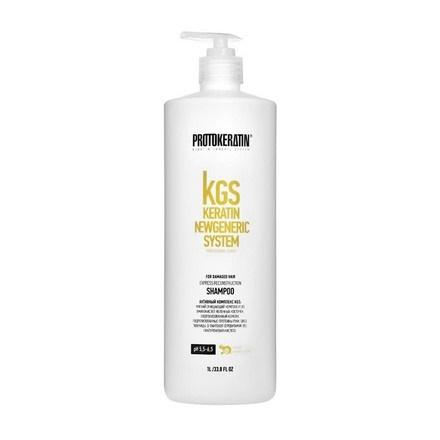 Шампунь для волос экспресс-восстановление, 1000 мл. Protokeratin