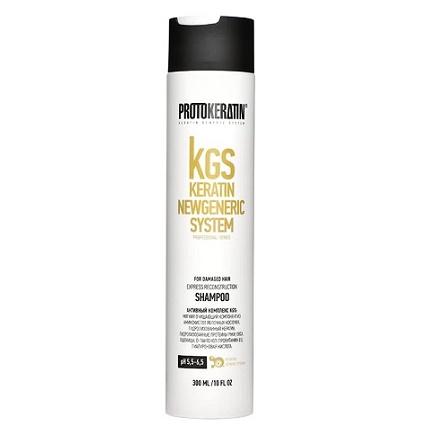 Шампунь для волос экспресс-восстановление, 300 мл. Protokeratin