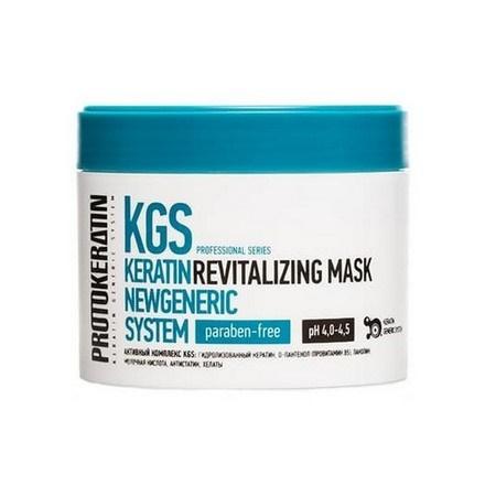 Маска-бальзам для ухода за волосами и проблемной кожей головы, 250 мл. Protokeratin