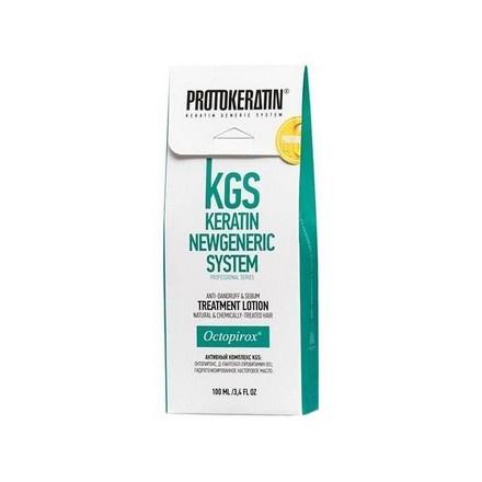 Лосьон-тоник для ухода за проблемной кожей головы, 100 мл. Protokeratin