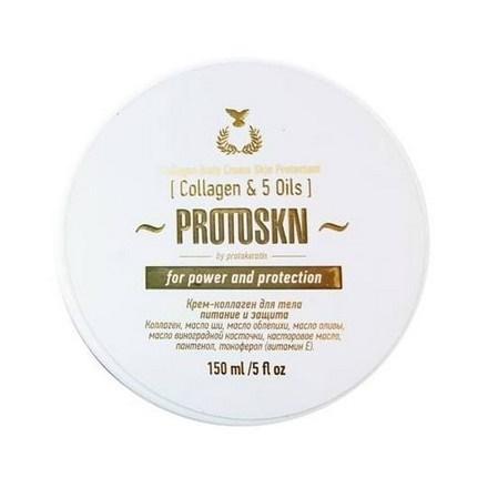 Крем-коллаген для тела, 150 мл. Protokeratin