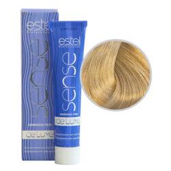 Краска для волос без аммиака Sense De Luxe 9.13 Блондин пепельно-золотистый