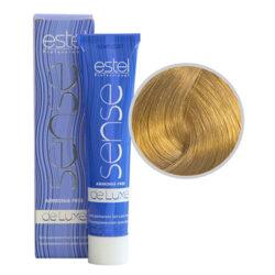 Краска для волос без аммиака Sense De Luxe 9.7 Блондин коричневый