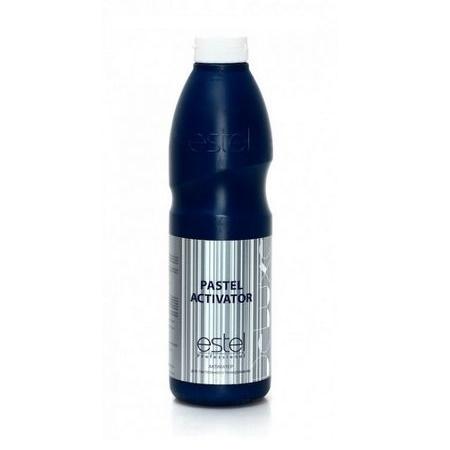 Активатор 1,5% De Luxe, для пастельного тонирования, 900 мл.