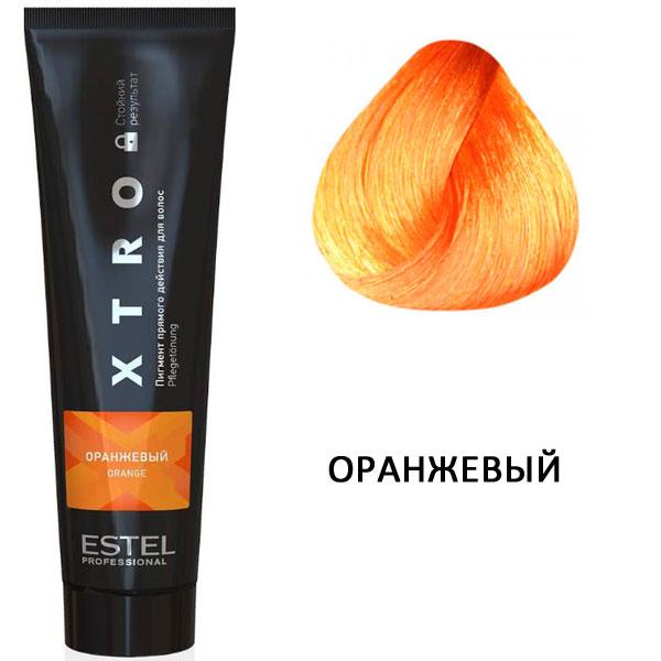 Estel Xtro пигмент прямого действия/оранжевый 100 мл