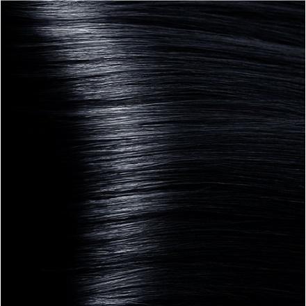 Крем-краска 1.1, Kapous Hyaluronic