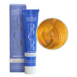 Краска для волос без аммиака Sense De Luxe 8.34 Золотисто-медный