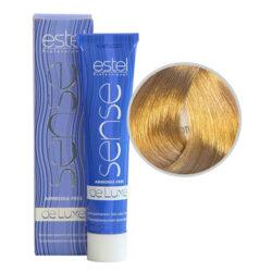 Краска для волос без аммиака Sense De Luxe 8.36 Светло-русый золотисто-фиолетовый