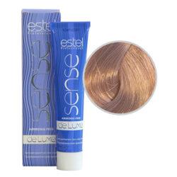 Краска для волос без аммиака Sense De Luxe 8.65 Светло-русый фиолетово-красный
