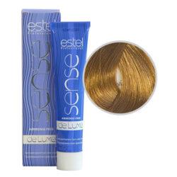 Краска для волос без аммиака Sense De Luxe 8.7 Светло-русый коричневый