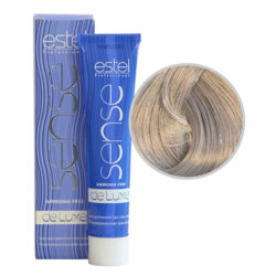 Краска для волос без аммиака Sense De Luxe 9.16 Блондин пепельно-фиолетовый