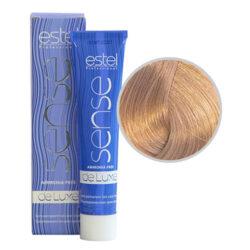 Краска для волос без аммиака Sense De Luxe 9.65 Блондин фиолетово-красный