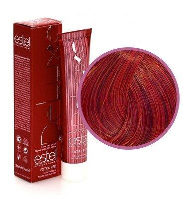 Крем-краска 77/55 Sense De Luxe Extra Red, Estel