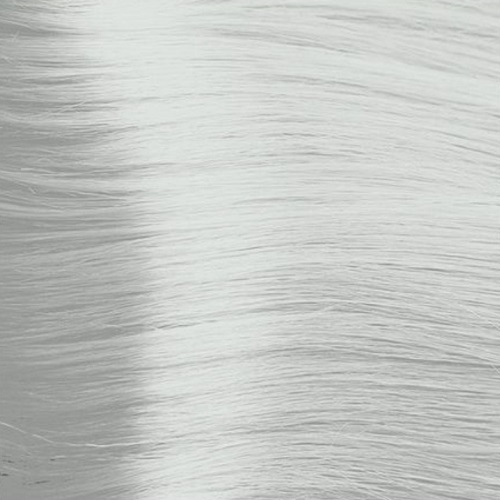 Крем-краска серебро, Kapous Hyaluronic