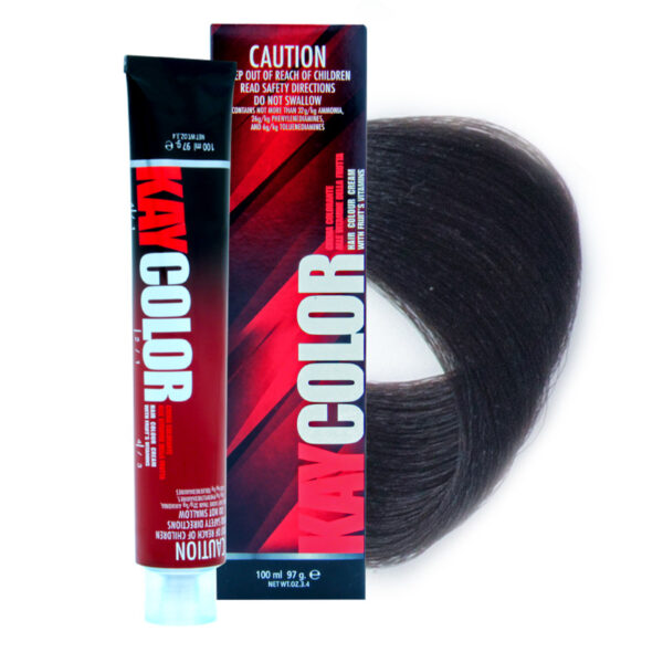 Крем-краска Kay Color 4.18, KAYPRO