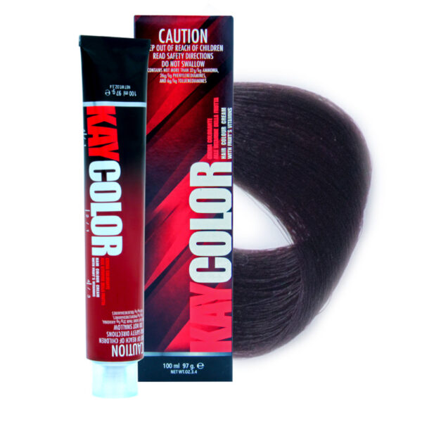 Крем-краска Kay Color 4.5, KAYPRO