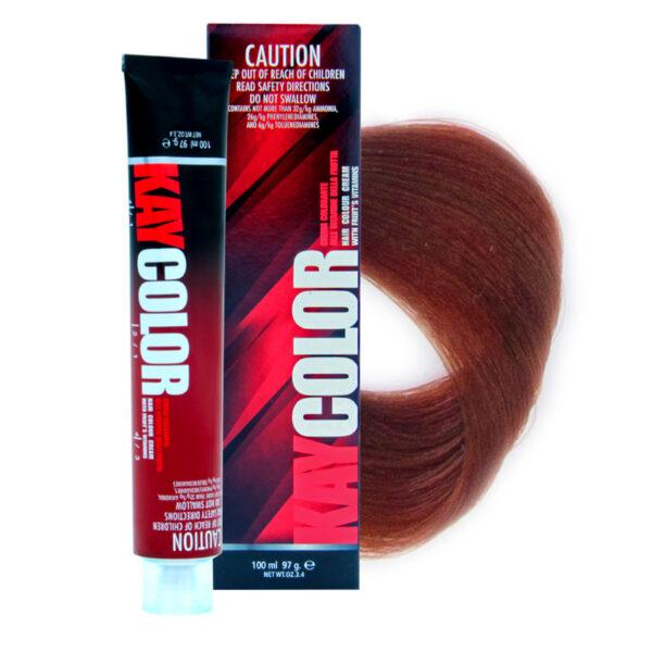 Крем-краска Kay Color 7.44, KAYPRO
